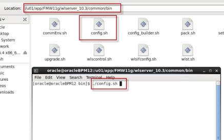 config OID Domain (1)