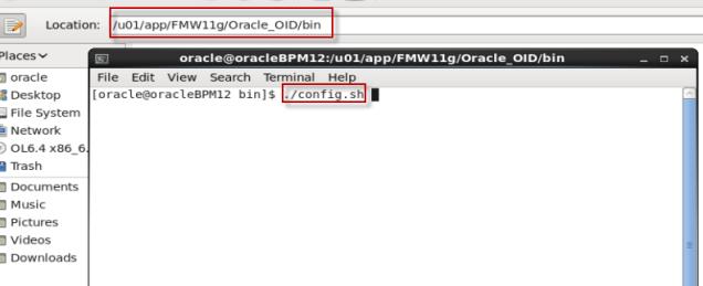 config OID Domain (14)