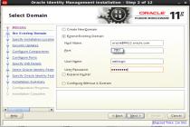 config OID Domain (16)