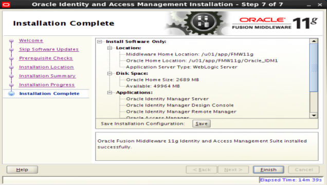 Configuring Identity and Accessmanagement Domain (7)