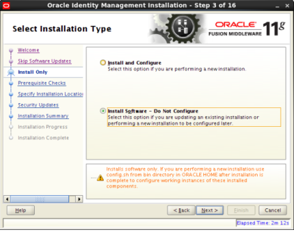 Installing OID (4)