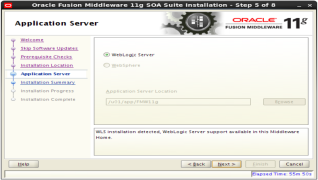 installing Oracle SOA 11g Software (4)