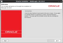 Installing Weblogic (2)
